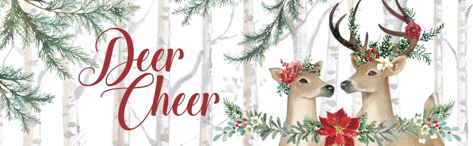 Deer Cheer