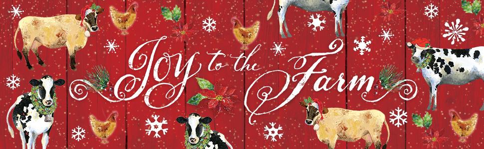 Joy to the Farm
