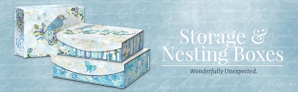 Storage & Nesting Boxes