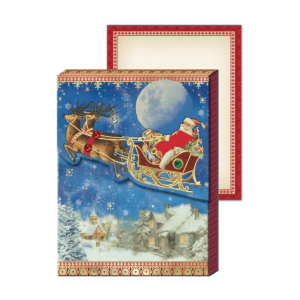 12 Days of Christmas Pocket Note Pad