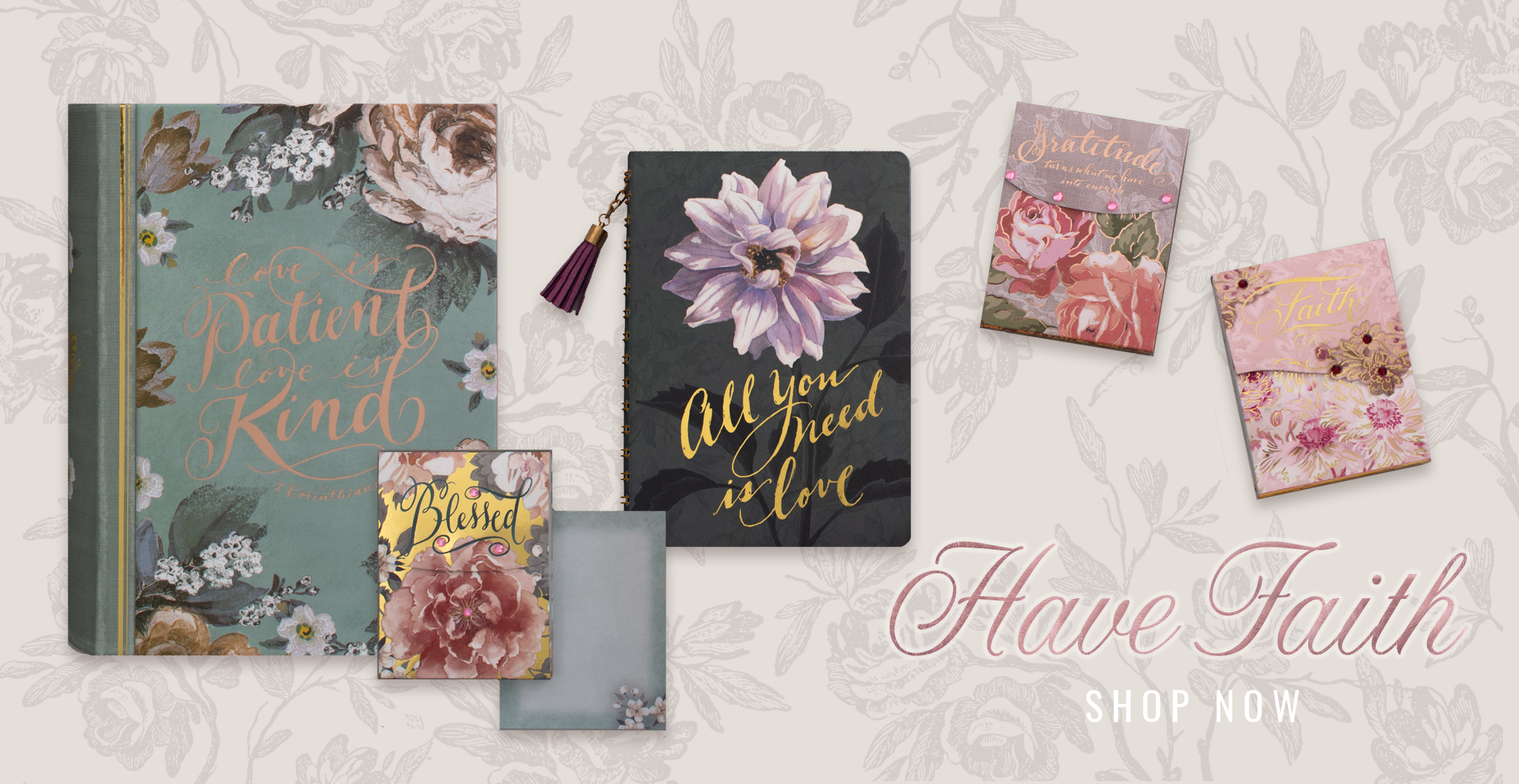 Home Punch Studio Stationery Gift