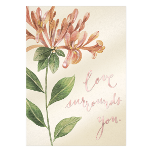 Love Surrounds You Sympathy Card Product