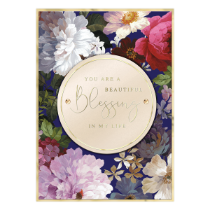 You Are a Blessing Dimensional Card Product