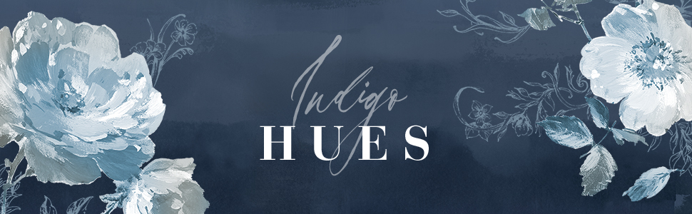 Indigo Hues