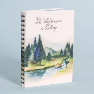 Bear Soft Cover Journal