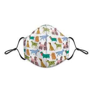 Sophisticated Dogs Reusable 3-Layer Cotton Face Mask Product