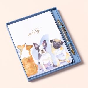 Florette Vine Softcover Notebook