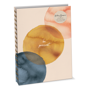 Be Present Linen Journal Product