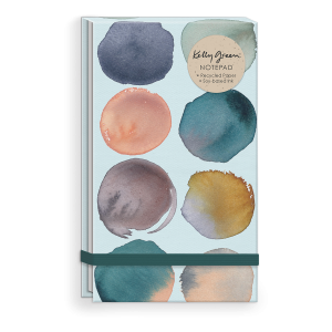 Dots Linen Notepad Product