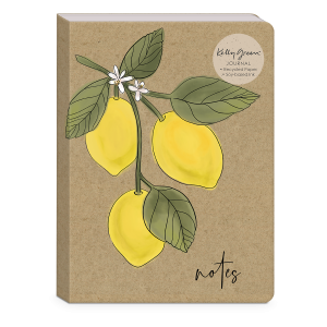 Orchard Lemons Softcover Journal Product