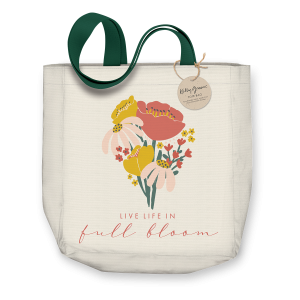Recycled Plastic Reusable Tote