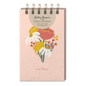 Natural Bouquet Jotter Notepad Product