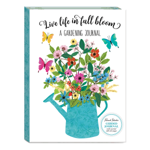 Full Bloom Watering Can Guided Journal Product