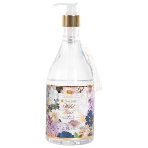 Wallpaper Floral Hand Soap Product